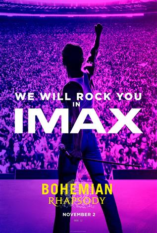Bohemian Rhapsody – The IMAX Experience®