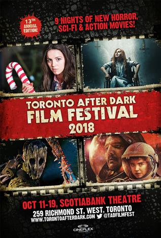 International Shorts After Dark - Toronto After Dark Film Festival 2018