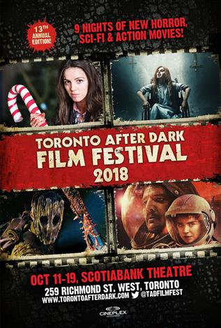 Canadian Shorts After Dark - Toronto After Dark Film Festival 2018