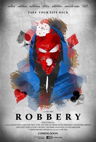 Robbery - Toronto After Dark Film Fest 2018