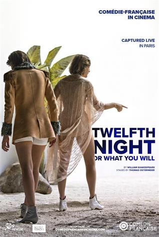 Twelfth Night (French w/e.s.t.) - Comédie-Française