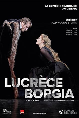Lucrèce Borgia (Français avec s.-t. ang.) - Comédie-Française