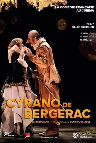 Cyrano de Bergerac (Français)  - Comédie-Française