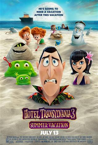 Hotel Transylvania 3: Summer Vacation - Family Favourites