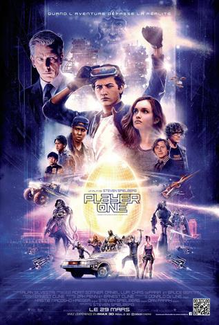 Player One (Version française) - Les films en famille