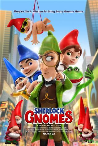 Sherlock Gnomes - Community Day