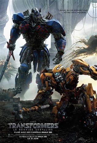 Transformers: le dernier Chevalier (Version française) - Journée familiale