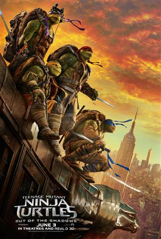 Teenage Mutant Ninja Turtles: Out Of The Shadows - Community Day