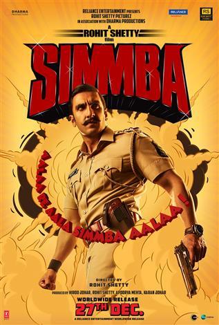 Simmba (Hindi w/e.s.t.)