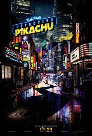 Pokémon : Détective Pikachu (Version française)