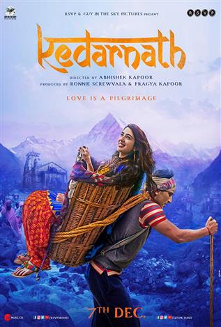 Kedarnath (Hindi w/e.st.)