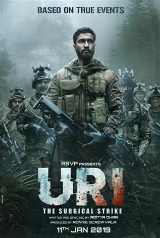 Uri: The Surgical Strike (Hindi w/e.s.t.)