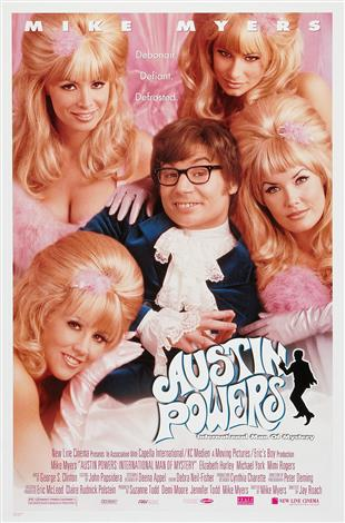 Austin Powers: International Man of Mystery - VIP