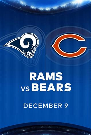 Rams at Bears - NFL Sunday Nights at Cineplex