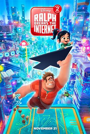 Ralph Breaks The Internet - The IMAX Experience®