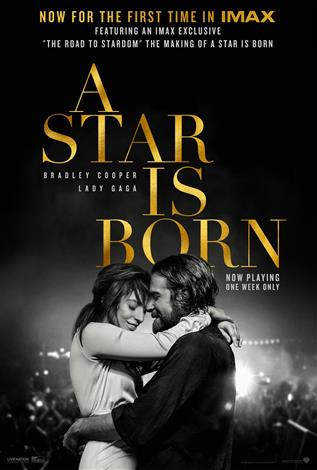 A Star Is Born – The IMAX Experience®