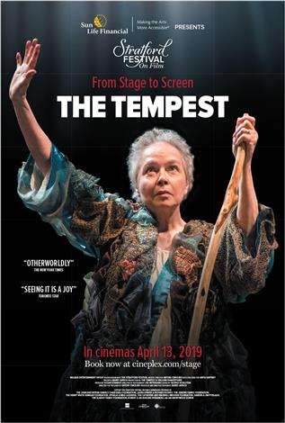The Tempest – Stratford Festival On Film