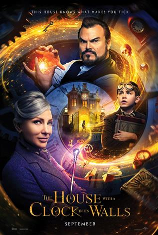 The House With A Clock In Its Walls - Family Favourites