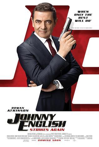 Johnny English Strikes Again - Family Favourites
