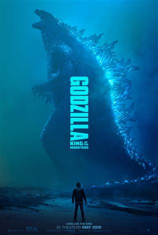 Godzilla: King Of The Monsters - In 4DX