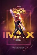 Captain Marvel – The IMAX Experience®