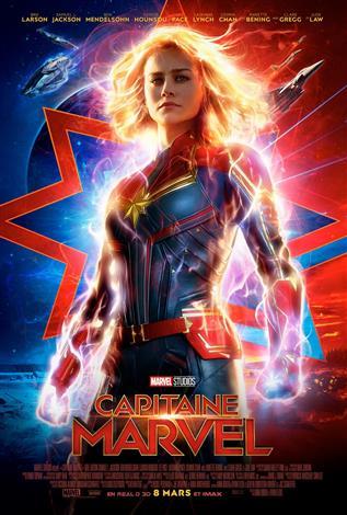 Capitaine Marvel - L'Expérience IMAX (Version française)