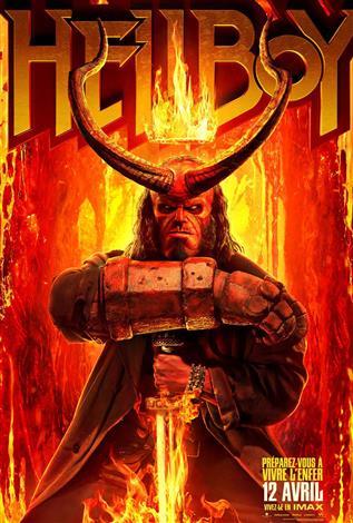 Hellboy (Version française)