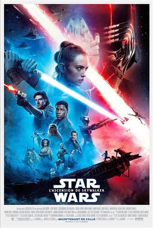 Star Wars: l'ascension de Skywalker (Version française)