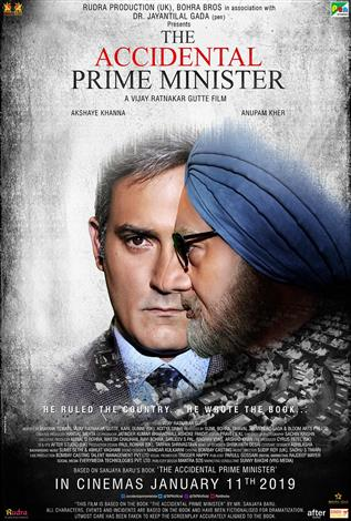 The Accidental Prime Minister (Hindi w/e.s.t.)