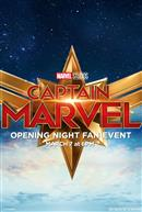 Opening Night Fan Event: Captain Marvel