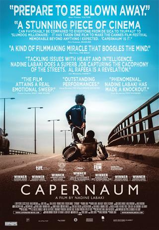 Capernaum (Lebanese w/e.s.t.)