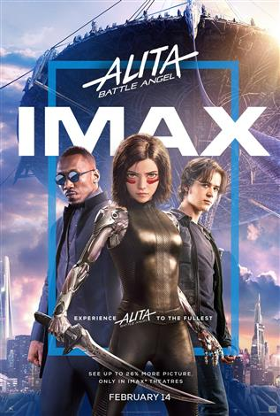 Alita: Battle Angel - An IMAX 3D Experience®