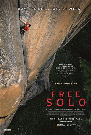 Free Solo – The IMAX Experience®