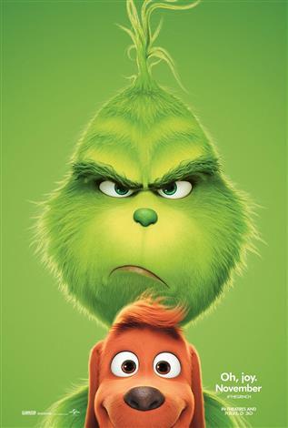 Dr. Seuss' The Grinch - Family Favourites: March Break