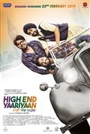 High End Yaariyaan (Punjabi w/e.s.t.)