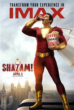 Shazam! – The IMAX Experience®