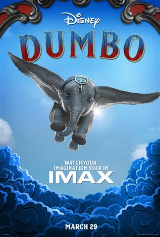 Dumbo – The IMAX Experience®