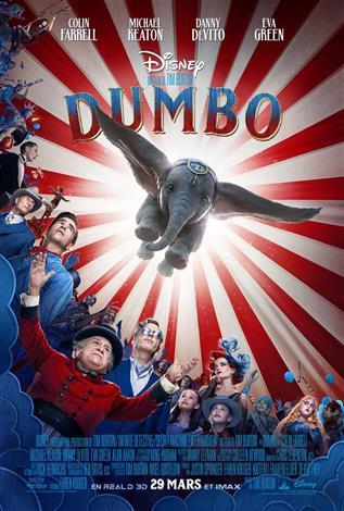 Dumbo - L'Expérience IMAX (Version française)