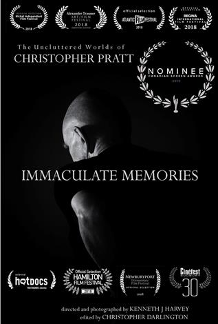 Immaculate Memories: The Uncluttered Worlds of Christopher Pratt - Canadian Screen Arts Festival