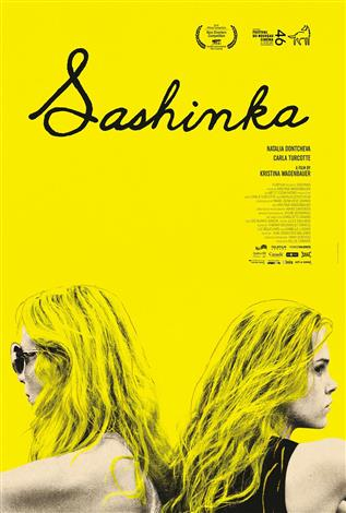 Sashinka (French w/e.s.t.) - Canadian Screen Arts Festival