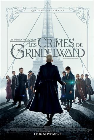 Les animaux fantastiques : les crimes de Grindelwald - Les films en famille