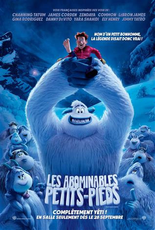 Les abominables petits-pieds - Les films en famille