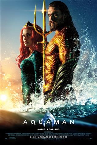 Aquaman - Family Favourites