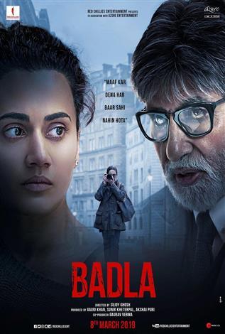 Badla (Hindi w/e.s.t.)