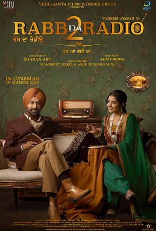 Rabb Da Radio 2 (Punjabi w/e.s.t.)