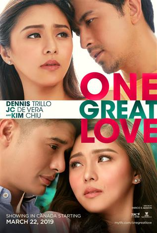 One Great Love (Filipino w/e.s.t.)