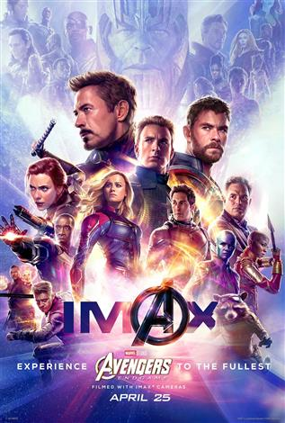 Avengers: Endgame – The IMAX Experience®
