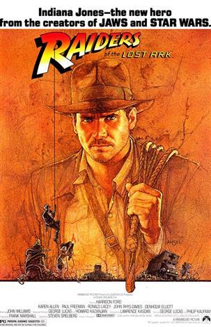 Raiders Of The Lost Ark - Flashback Film Festival