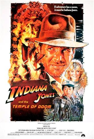 Indiana Jones And the Temple Of Doom - Flashback Film Festival