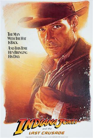 Indiana Jones and the Last Crusade - Flashback Film Festival